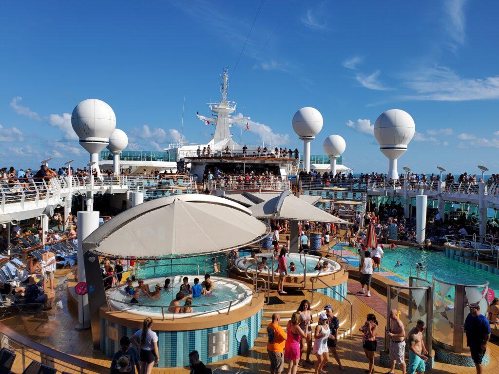 Deck 11 - Sail Away Party