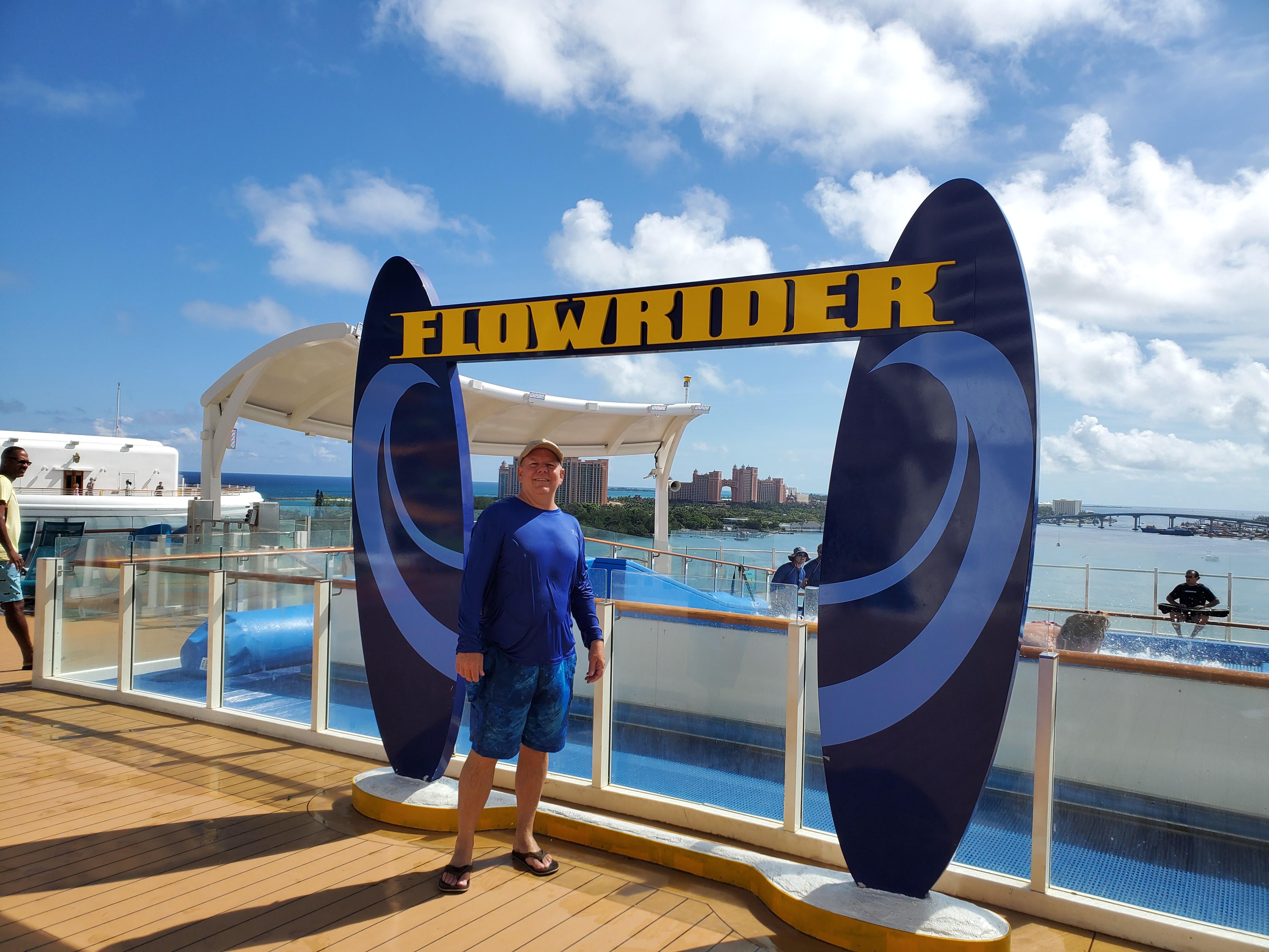 Mastered the FlowRider
