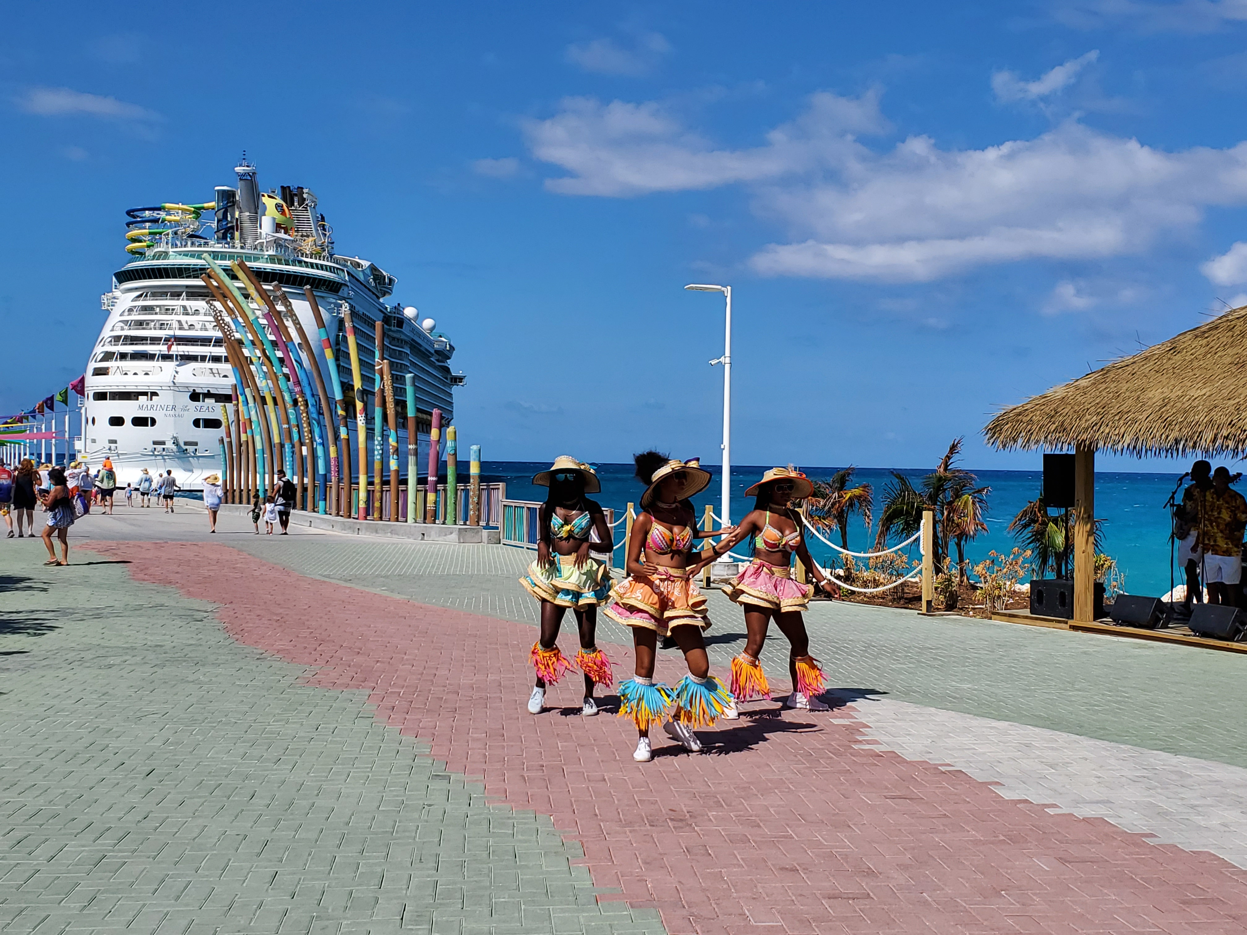 New Pier at CocoCay